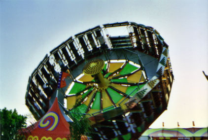 Zero Gravity Ride At The Fair - More information